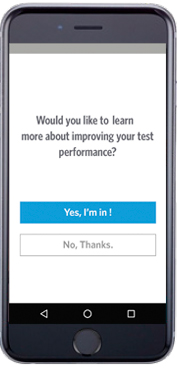 CooperFit App - Improve Your Performance Screenshot