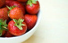 Low-Calorie Romanoff Sauce with Fresh Strawberries Recipe