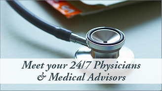 Meet your 24/7 Physcian and Medical Advisor