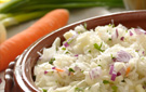 Healthy, Tangy and Light Classic Coleslaw with a Twist Recipe