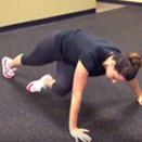 Three Bodyweight Exercises for a Quick Workout