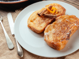 Orange Cinnamon French Toast
