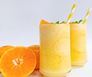 Our Fiber Blast Creamsicle Smoothie Recipe is a Sweet Reward