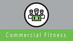 Commerical Fitness icon