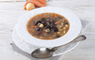 A Fiesta of Flavor in Black Bean and Corn Soup Packed with Spices