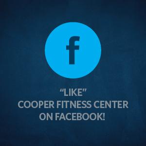 """""""Like"""" Cooper Fitness Center on Facebook"""
