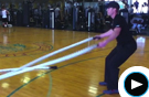 Watch How to Use the Battle Ropes and Work Out like a Pro