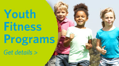Fun Youth Fitness Programs, Register Today