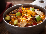 Our Pronto Taco Soup Recipe is the King of Healthy Dinner Ideas