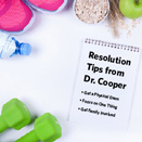 Healthy Resolution Tips from the Father of Aerobics