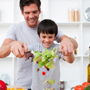 How to Inspire Healthy Family Eating Habits