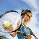 An Aerobic Workout on the Court: Cooper Fitness Aerobic Tennis